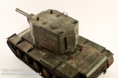 Ark Models KV-2 (11 of 11)