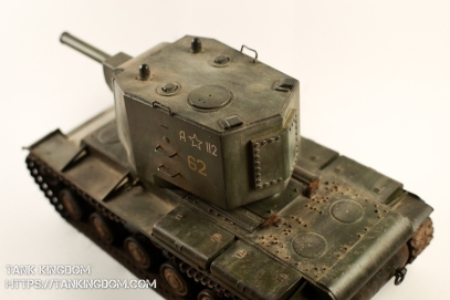 Ark Models KV-2 (11 of 11)