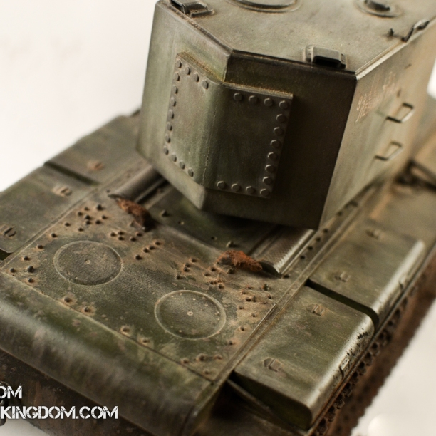 Ark Models KV-2 (8 of 11)