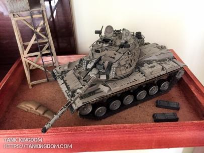 Italeri M60 Blazer Magach (11 of 11)