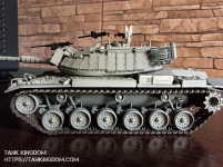 Italeri M60 Blazer Magach (7 of 11)