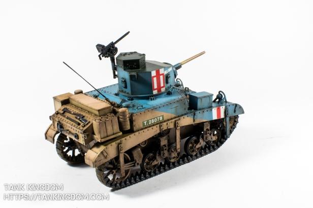 Academy M3 Stuart Honey 1 35 (3 of 16)