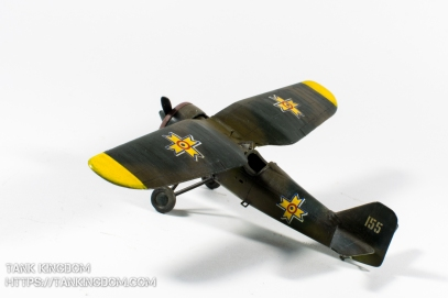 PZL P-7a Transylvanian Fighter MisterCraft B-37 (1 of 9)