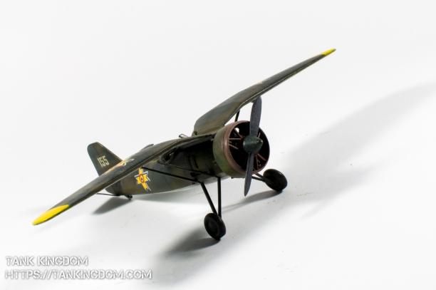 PZL P-7a Transylvanian Fighter MisterCraft B-37 (4 of 9)