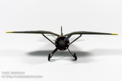 PZL P-7a Transylvanian Fighter MisterCraft B-37 (8 of 9)