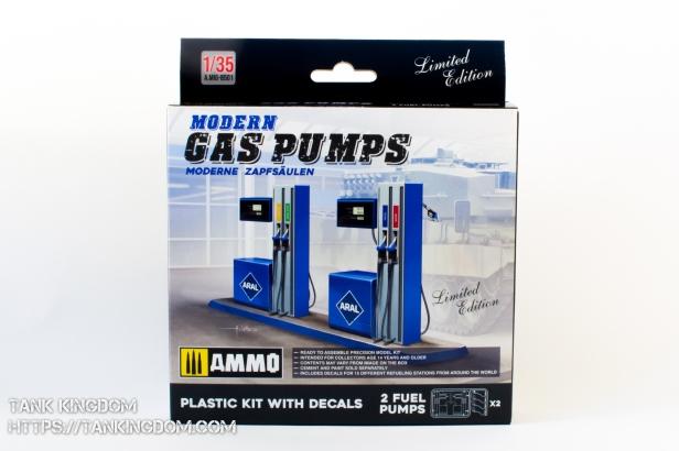 AMMO Mig Jimenez Gas Pumps 8501-1