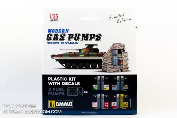 AMMO Mig Jimenez Gas Pumps 8501-2