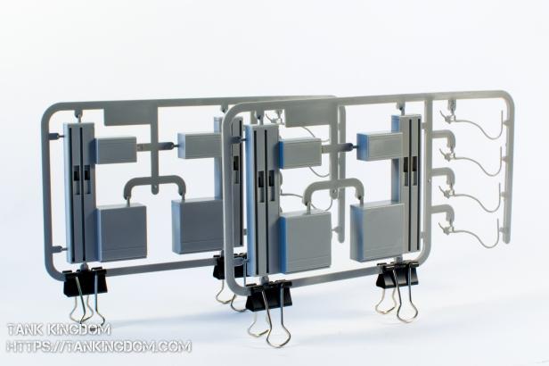 AMMO Mig Jimenez Gas Pumps 8501-4
